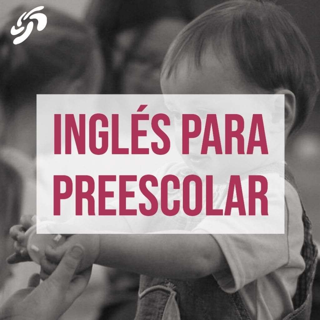 Inglés para preescolar