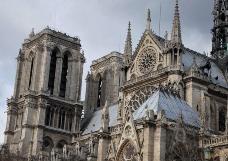 La historia de la Catedral de Notre-dame